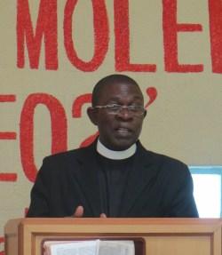 MTS Director Rev. B. M. Kometsi