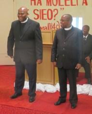 Rev. T. S. Masemene & Rev. P. K. Tefo