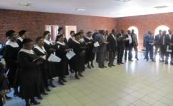Opening of the LECSA John Calvin Chapel at the National University