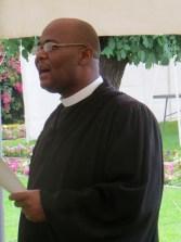 LECSA Moderator Rev. T. S. Masemene