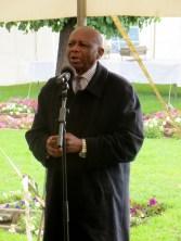 Principal Chief of Mokhotlong Mathealira Seeiso