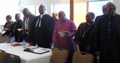 Members of the Christian Council of Lesotho