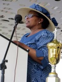 LECSA Deputy Executive Secretary Mrs. Moliehi Matabane