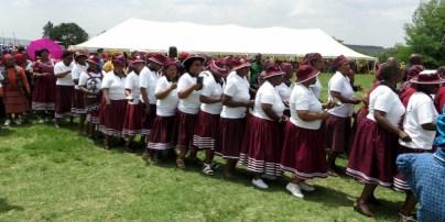 Women of Tsoelike Presbytery
