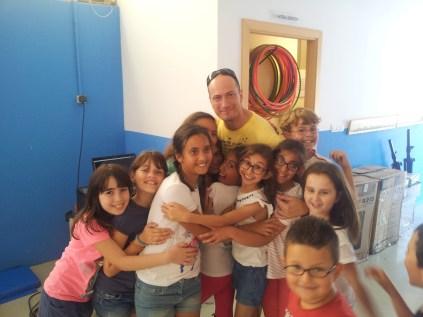 ¡Cuánto queremos a nuestro profe José Manuel!