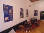 """L'exposition """"Hommage au Capitaine Conan"""" présentée à la Librairie Cartuesti - Verona de Bucarest"""