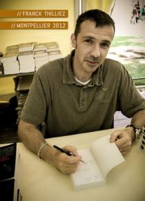 Franck Thilliez à la Comédie du Livre, Montpellier © Carole R. 2012