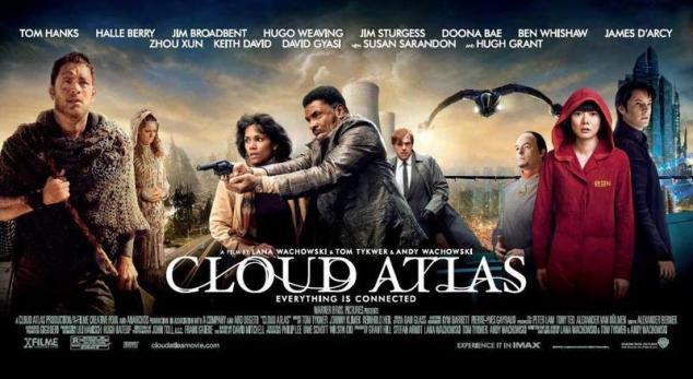 cloud atlas film - Cartographie des nuages