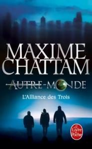 Concours Maxime Chattam, L'alliance des trois