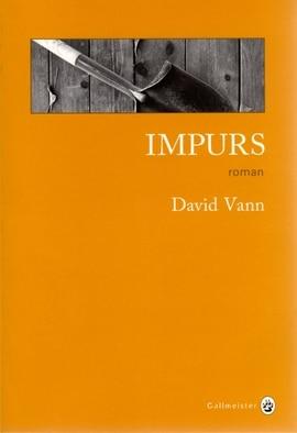 impurs-david-vann