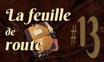 fdr 13 mini - Feuille de route #13