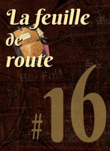 Feuille de route #16
