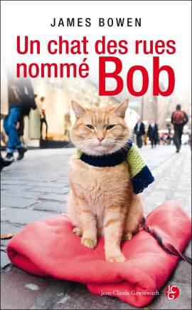 un chat des rues nomme bob - Un chat des rues nommé Bob