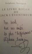 bourgoin jack - Dédicaces