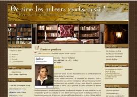 auteurs morts blog - Billet commémoratif : 13 ans de web