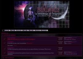 bibliofolie elfe - Billet commémoratif : 13 ans de web