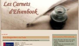 carnets elvenbook2006 - Billet commémoratif : 13 ans de web