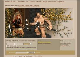 elvenbook troll - Billet commémoratif : 13 ans de web