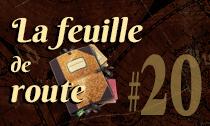 fdr 20 mini - Feuille de route #20