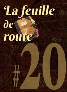Feuille de route #20