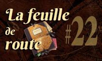 fdr 22 mini - Feuille de route #22
