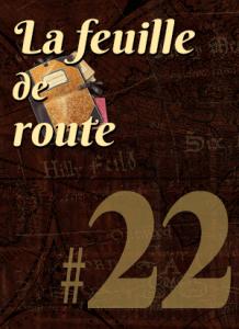 Feuille de route #22