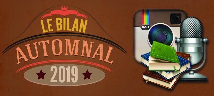 bilan automne 2019 Bannière - Bilan automnal 2019 - L'avenir du blog