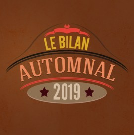 Bilan automnal 2019 – L'avenir du blog
