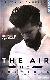 The air hebreathes