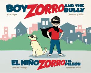 boy Zorro for New Books