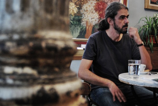Fernando León de Aranoa - Nacho Goberna © 2013