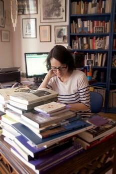 """Marta Sanz: """"Marguerite Duras me enseñó que el amor no es un sentimiento dulce"""""""
