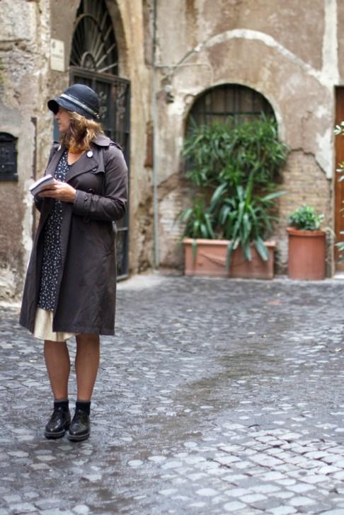 Emma Rodríguez. Roma. Fotografía Karina Beltrán © 2013