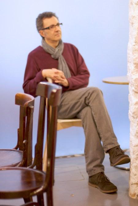 Eloy Tizón por Karina Beltrán © 2013