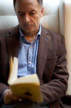 """Antonio Soler: """"Salgari me llevó a la gran literatura"""""""