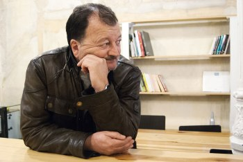 """Alejandro Gándara: """"Hoy vivimos en una edad infantil"""""""