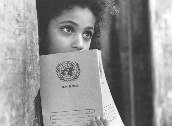 """La Nakba """"desastre"""" de 1948. El éxodo palestino © Archivo fotográfico de UNRWA (Agencia de la ONU que se ocupa de los refugiados palestinos)"""