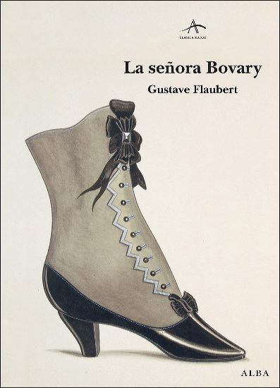 La señora Bovary (Gustave Flaubert) traducida al castellano por María Teresa Gallego Urrutia