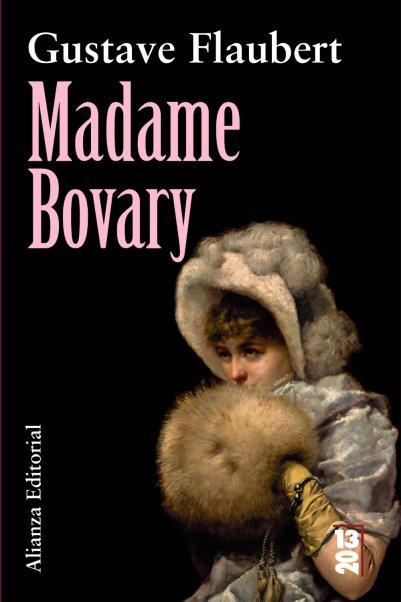 Madame Bovary (Gustave Flaubert) traducida al castellano por Consuelo Berges