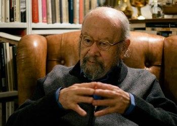 """J.M. Caballero Bonald: """"El poeta tiene que ser vigilante del poder"""""""