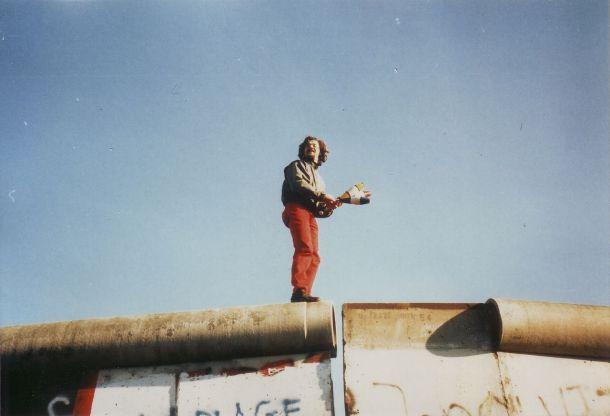 Muro de Berlín. 16 de noviembre de 1989, por Yann Forget