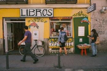 ¿Qué sería de nosotros sin librerías?