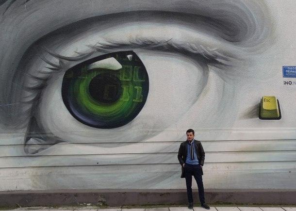 Pedro Olla. Fotografía en Atenas por © Nad Pav