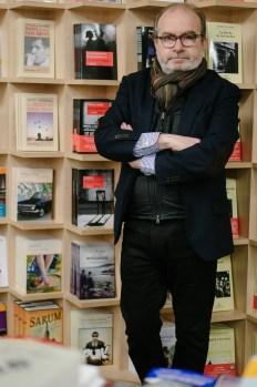 "Manuel Borrás: ""Se ha desvirtuado la naturaleza lenta de la literatura"""