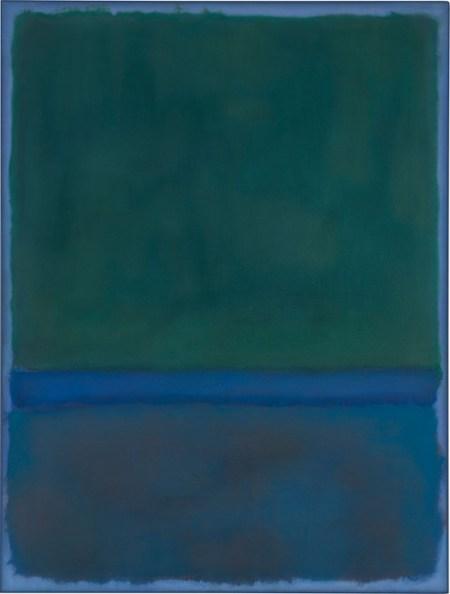 Mark Rothko - No17- (1957)