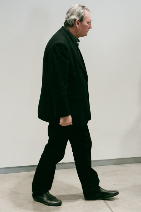 Paul Auster. Fotografías por Nacho Goberna © 2017