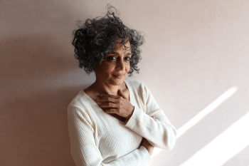 Arundhati Roy, caminando con los desconsolados.
