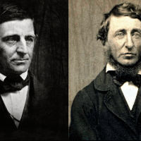 Emerson y Thoreau, naturaleza, amistad, trascendentalismo