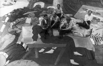 """La surrealista """"Batalla de Parade"""", un juicio a las Vanguardias"""