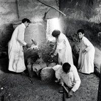El tiempo ido de los Oasis de Egipto